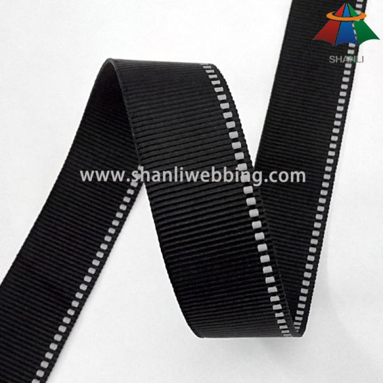 22mm Reflective Nylon Webbing for Bags pictures & photos