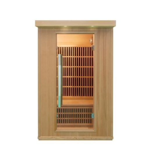 Beauty Star Hot Sale Luxury Indoor Family Sauna Cabin, Far Infrared Sauna Room
