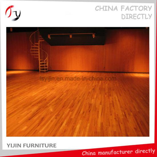 China Professional Portable Wooden Outdoor Best Dance Floor Df 40