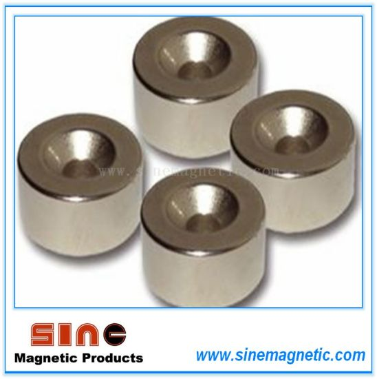 High Temperature Strong Permanent Neodymium Magnets