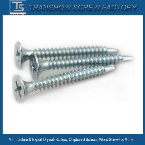 3.5 x 25mm ZINC SELF DRILLING PLASTERBOARD DRYWALL SCREWS METAL WOOD CHIPBOARD