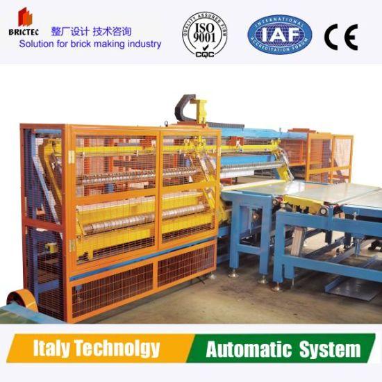 Brick Cutting Machine for Clay Hollow Brick Making Plant