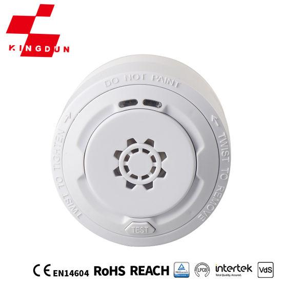CE En Vds Photoelectric Smoke Detector Mini Fire Alarm