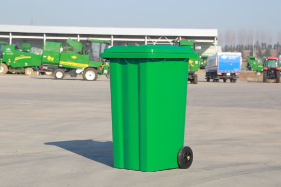 Plastic Waste Garbage Bin for Outdoor pictures & photos