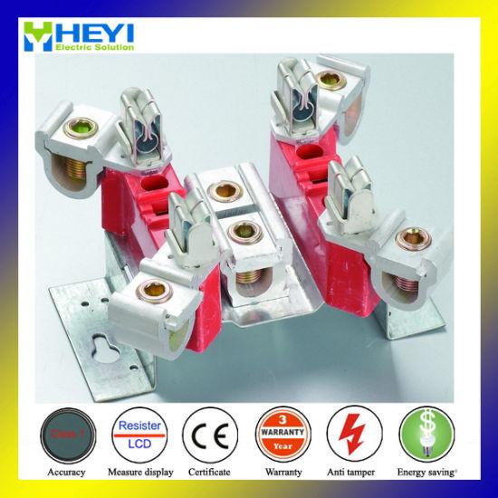 200A 4jaws Ring/Ringless Meter Socket Parts China Supplier Custom
