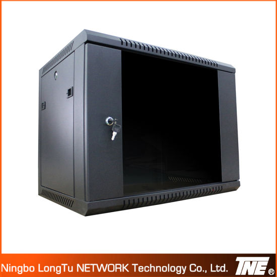 9u 600X500 Single Section Wall Mount Server Cabinet pictures & photos