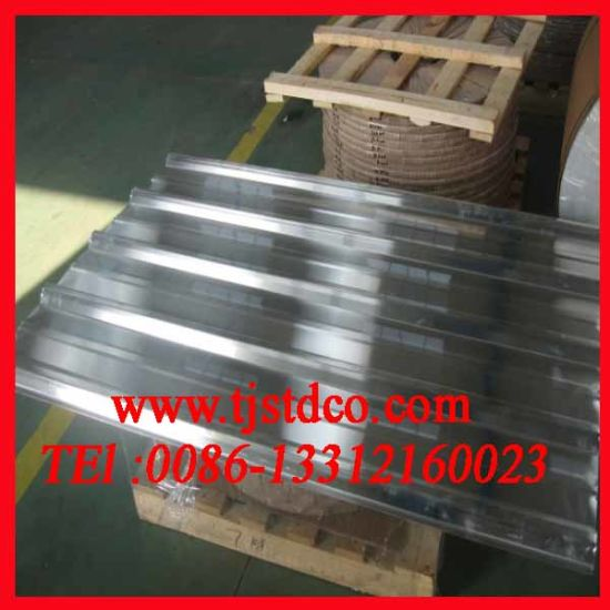 China Aa 3003 3004 H24 Corrugated Aluminum Roofing Sheet