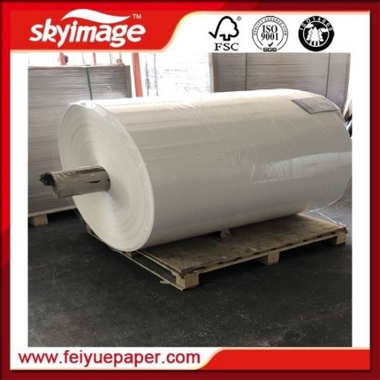 High Sticky 70GSM Sublimation Transfer Paper for Digital Printing pictures & photos
