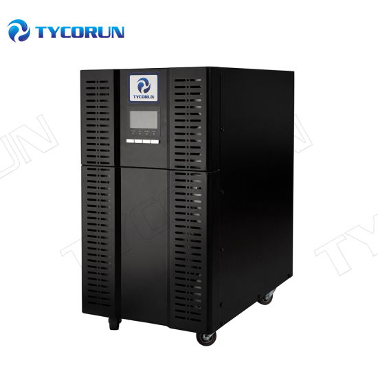Tycorun Single Three Phase 1kVA-10kVA Low Frequency Online Pure Sine Wave UPS System Uninterrupted Power Supply with Built-in Battery