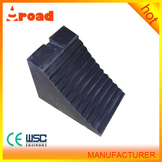 Heavy Duty Rubber Parking Block pictures & photos