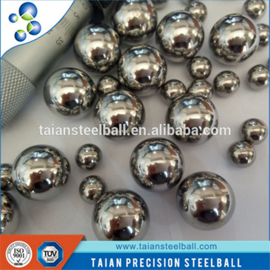 (AISI 1010 / 1015 / Q235 / Q195 / 1045 / 1065/) G200 G500 G1000 Carbon Steel Ball for Bicycles pictures & photos