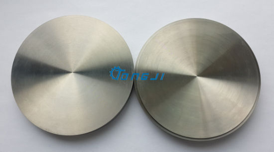 Waterjet Cut Titanium Round Disc pictures & photos