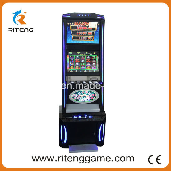 Coin Operated Betting Game Casino Slot Machine pictures & photos
