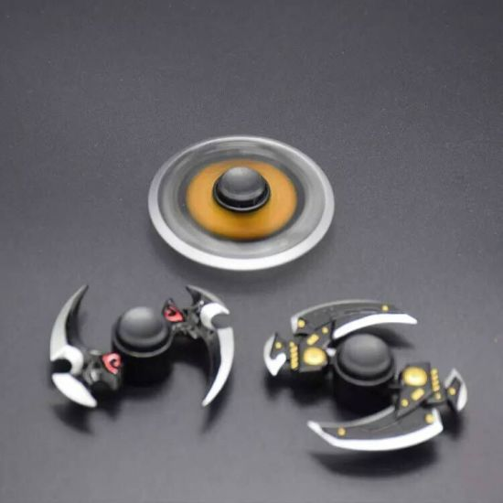 Fashion New Kind Metal Fidget Spinner pictures & photos
