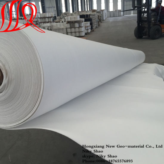 UV Treated Polypropylene Nonwoven Geotextile pictures & photos