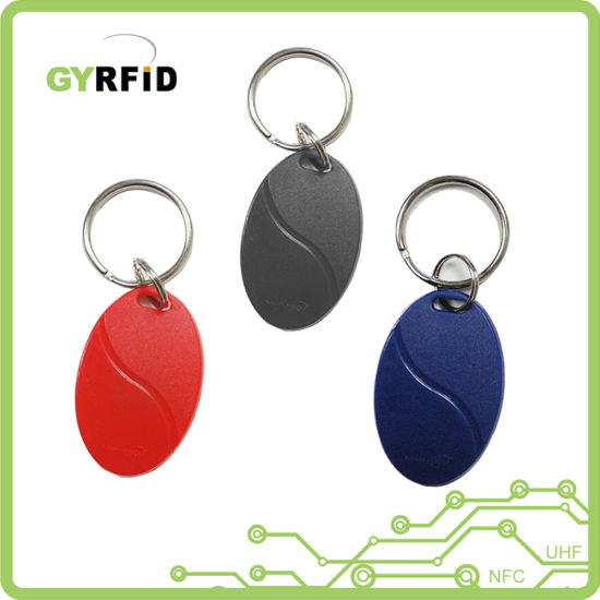 Alarm System Key Fob NFC Fob for Loyalty System (KEA10) pictures & photos