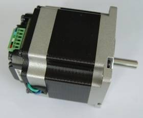 Size 57mm High Torque Hybrid Stepping Motor with Stepper Driver