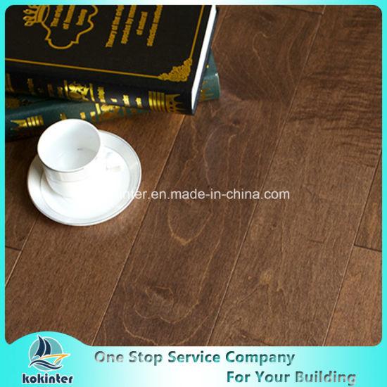 Hardwood Flooring Engineered Maple Floor
