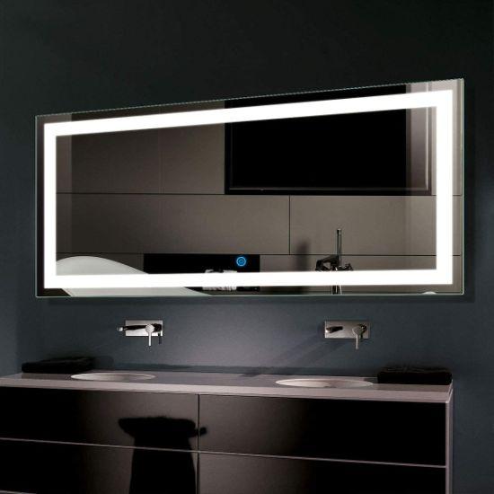 China Smart Bathroom Mirror Led, Bathroom Mirror With Lights