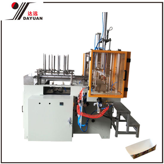 Wholesale Paper Lunch Packaging Box Making Machine