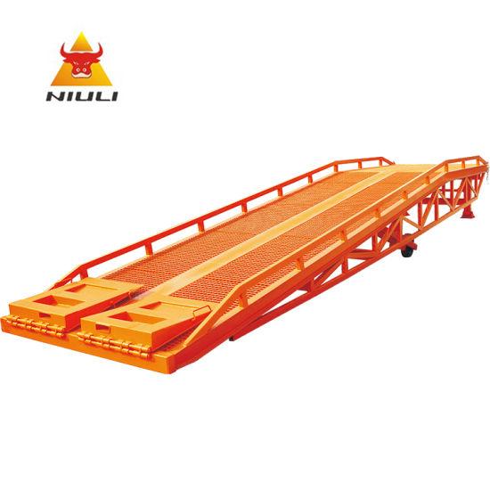 Mobile Loading Ramp-Dock Ramp for Loading&Unloading-Container Loading
