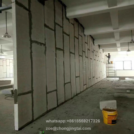Soundproof/Fireproof Sandwich Wall Panel Building Material