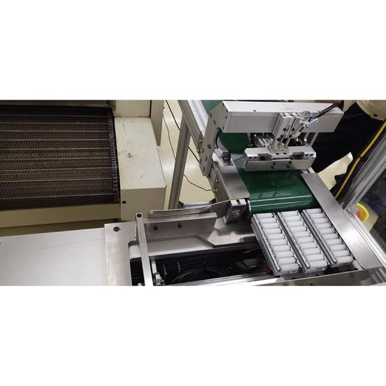 The Total Power of High-Quality Hot-Selling Electromagnetic Coil Winding Production Line Equipment Is 2.8kw