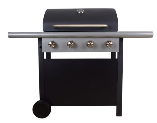 Four Burners Gas BBQ Grill for Barbecue Party with Large Cooking Area and High Power with Ce, LFGB