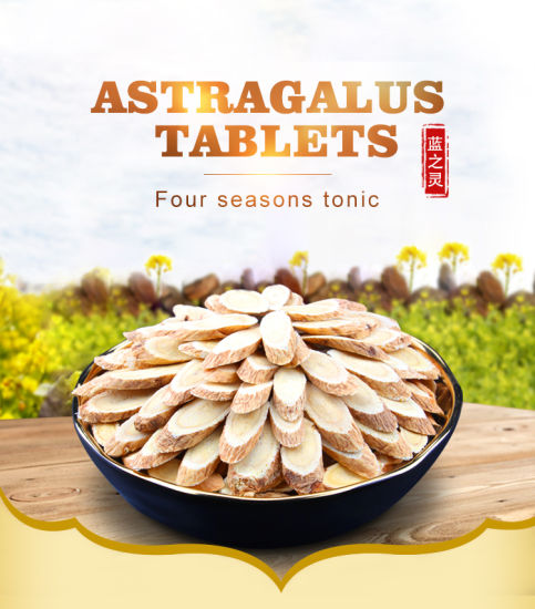 Astragalus Is a Traditional Chinese Medicine with a Bitter Taste