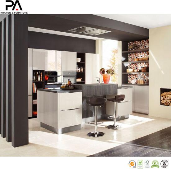China Modern Modular Glass Kitchen Cabinets China Kitchen Cabinets Kitchen Furniture