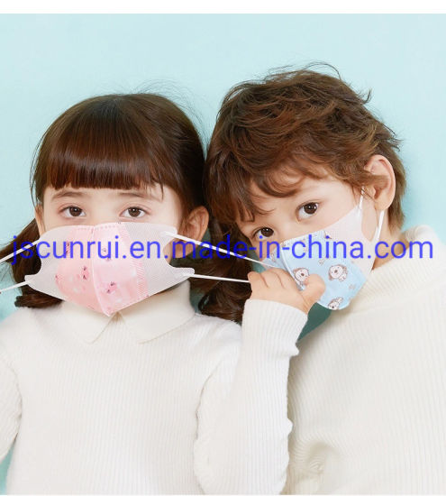 Manufacturers China Custom Kids Mouth Mask for Anti Dust