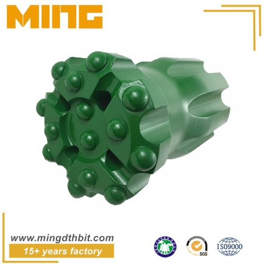 Retractable Rock Drill Thread Button Bit Mtr76D8t45 for Wholesale