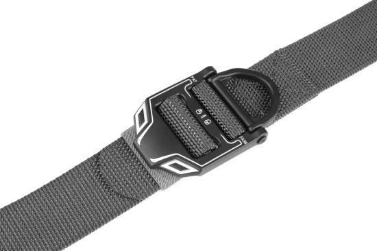 Nylon Webbing Shooters Belt Alloy Tactical Gear Military Belt