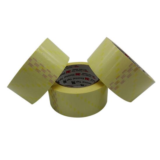 TapeCase 1350F-1Y Cinta adhesiva 0,875 x 72yd, poli/éster amarillo, 3 m, 1350F-1, 266 grados F de temperatura de rendimiento, 0,0025 de grosor, 72 yd de longitud, 0,875 de ancho