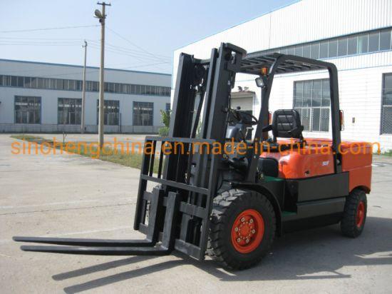 5 Ton Sh50 Diesel Forklift Truck Seller