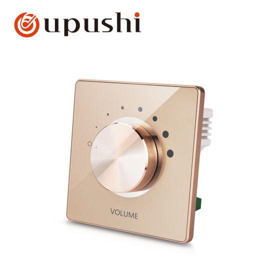 Oupushi PA System 8 Steps Rotary Volume Control Switch 8 Ohm Volume Control Knob