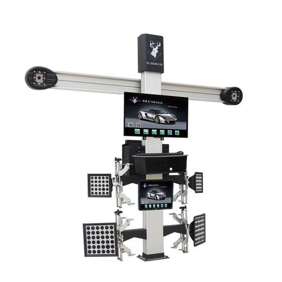 Automotive Service Equipment Wheel Alignment Machine