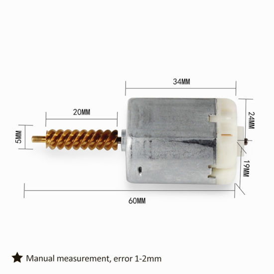 Jxf280 Micro Motor for Door Actuator