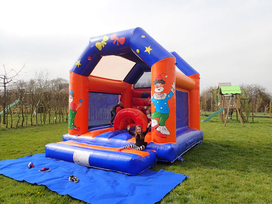 2019 New Inflatable Toy Kids Inflatable Bouncer Jumping pictures & photos