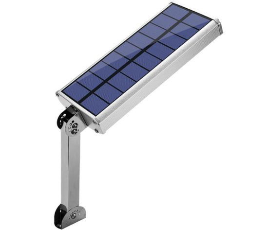 Warm White Brightness Outdoor Waterproof Long Time Lighting Solar Wall Lamps