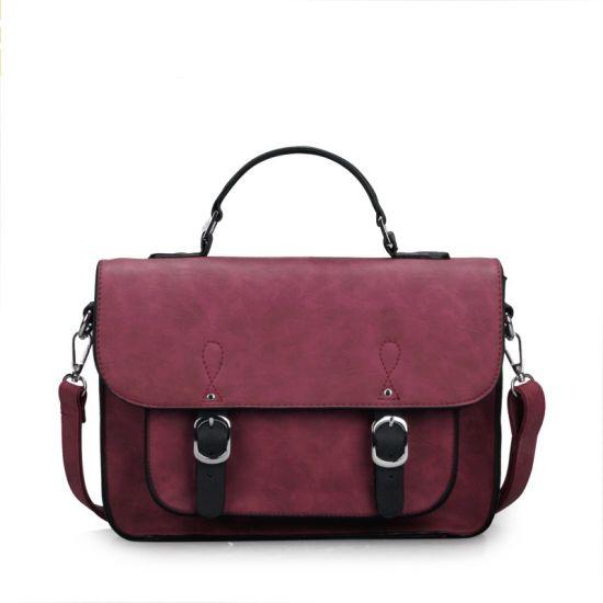 England Classic Female Preppy Handbag Satchel Tote Messenger Bag