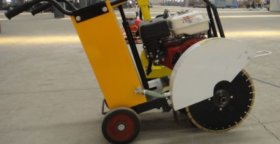 Concrete Cutter HQL500 with Diesel Motor pictures & photos