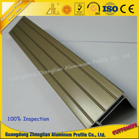 Electrophoresis Aluminum Profile pictures & photos