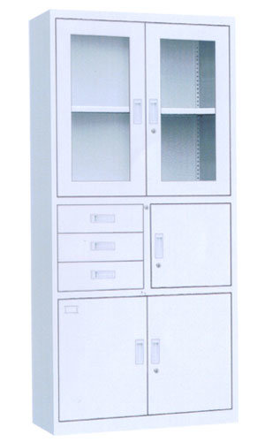 Stainless Steel Medical Appliance Cupboard Metal Tool Storage Cabinets (SA-OE-10) pictures & photos