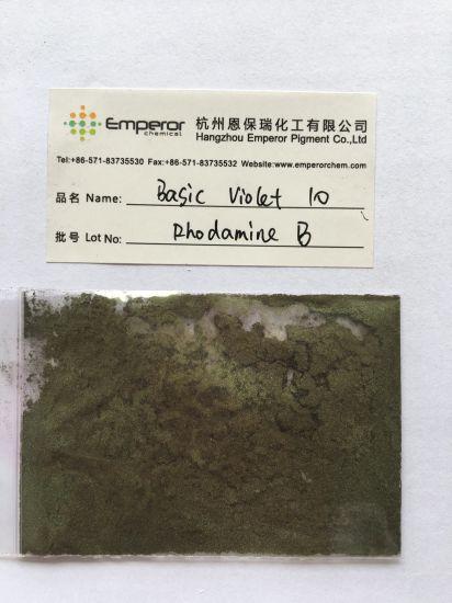 Rhodanmine B Basic Violet 10