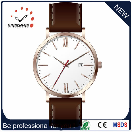 Dw-Style Elegant Lady Quartz Watch with White Dial Analog Display pictures & photos