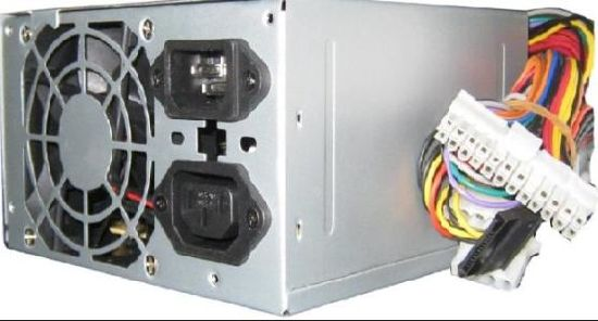 China 250W ATX Switching PC Power Supply with Single Fan Dual ...