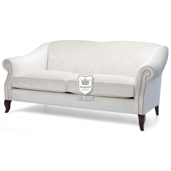 China Hotel Classical Velvet Sofa Set With Curve Arms And Legs China Velvet Sofa Set Sofa Set