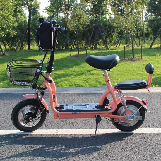 Cheap Small Moped Electric Scooter