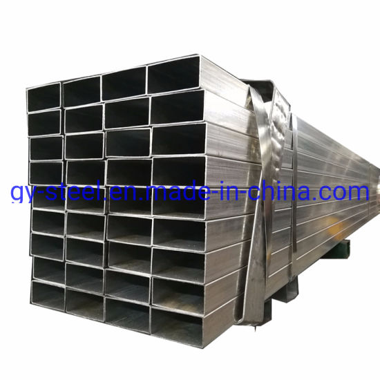 Q195 ERW Galvanized Steel Tubes Pipe